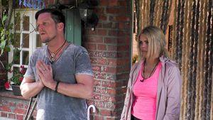 Sommerhaus-Unfall: Diana und Michael immer noch fassungslos