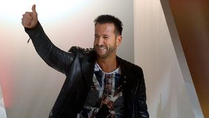 """Michael Wendler bei der ersten Liveshow von """"Promi Big Brother"""""""