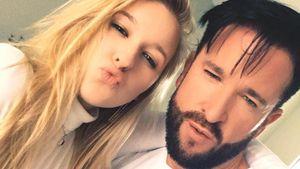 Nicht wütend: Adeline teilt Liebeserklärung an Papa Wendler