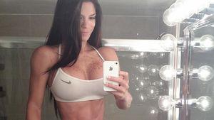 Michelle Lewin, venezolanisches Fitnessmodel