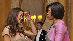 Michelle Obama bekommt Beauty-Tipps von dieser Herzogin!