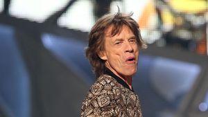 Mick Jagger in Las Vegas 2016
