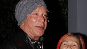 Smile-Fail: Mickey Rourke zu operiert zum Lachen?