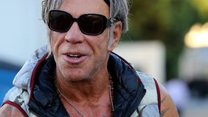 Rambo-Style! Mickey Rourke macht auf Sly Stallone