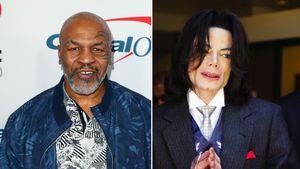 Mike Tyson hätte Michael Jackson seine Kids nicht anvertraut