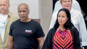 Mike Tyson feiert Box-Comeback: So denkt seine Frau darüber