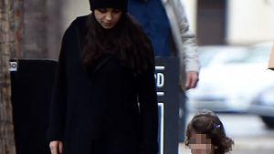 Mila Kunis und Töchterchen Wyatt