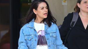 Während Demi Moores Enthüllungen: Mila Kunis stylt sich um!