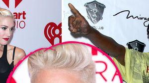 Ups! Flavor Flav hält Miley Cyrus für Gwen Stefani