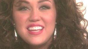 Zeitreise in die 80er: Ist das wirklich Miley?
