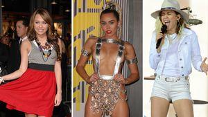 Miley Cyrus ist 25! So spektakulär hat sie sich verändert