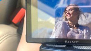 Fans rasten aus: Ist dieses Pic Miley Cyrus' Hochzeits-Foto?