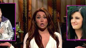 Miley Cyrus disst Justin Bieber und Rebecca Black
