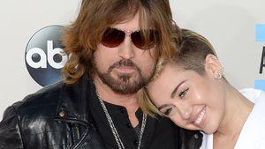 """Danke Papa: Miley Cyrus gerührt vom """"Hexenmeister"""""""