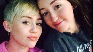Miley und Noah Cyrus