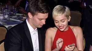 Nicht getrennt! Miley & Patrick turtelnd gesichtet