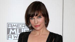 Milla Jovovich: 2 Geburten sind leichter als Action-Szenen