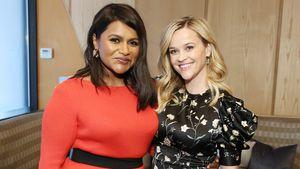 TV-Star Mindy Kaling bekam Mama-Tipps von Reese Witherspoon