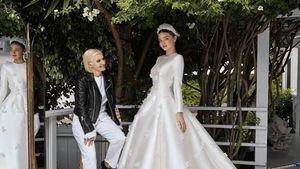 Miranda Kerr in ihrem Hochzeitskleid