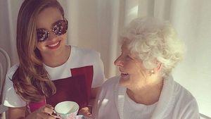 Eine Woche nach ihrem Opa: Miranda Kerr trauert um ihre Oma