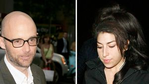 Amy Winehouse und Moby