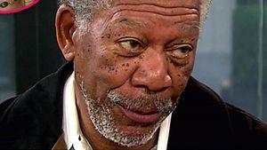 Morgan Freeman heiratet seine Stief-Enkelin nicht!