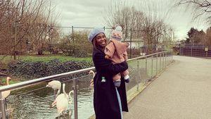 Erster Muttertag als Mama: Motsi Mabuse kann es kaum fassen
