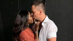 Tränenreiche Liebeserklärung von Motsi an ihren Mann Evgenij