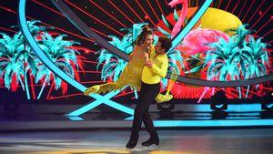 """""""Dancing on Ice""""-Jury verzweifelt: War es das für Nadine?"""