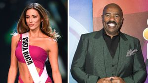 Nach Namens-Fiasko: Miss Costa Rica veräppelt Steve Harvey!