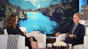 """Natalie Portman und Ellen DeGeneres in """"The Ellen Show"""""""
