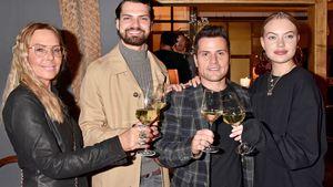 Weinproduzent Jimi Blue: Familie Ochsenknecht ist begeistert