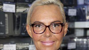 Natascha Ochsenknecht bei der Beauty Messe in Düsseldorf