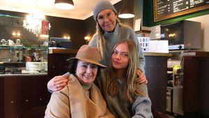 Neu-Mama Cheyenne Ochsenknecht teilt Drei-Generationen-Bild