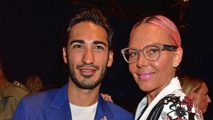 Natascha Ochsenknecht und Umut Kekilli 2016 auf der Fashion Week Berlin