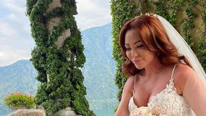 Tochter in Tränen: So rührend war Natasha Hamiltons Hochzeit