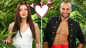Nathalie & David in dunkler Höhle: Bald 1. Dschungel-Sex?