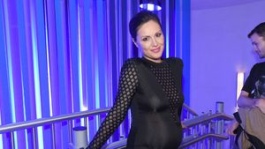 Nazan Eckes bei der Bertelsmann-Party