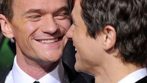 Neil Patrick Harris: Verliebte Blicke für David