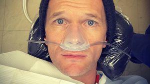 Wegen Keks-Attacke: Neil Patrick Harris schmerzt der Zahn!