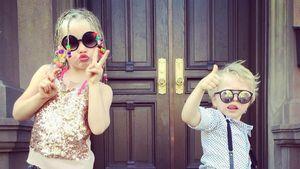 Neil P. Harris' Super-Twins werden 6: Die besten Bilder!