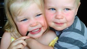 So süß: Die Neil Patrick Harris-Zwillinge werden 3