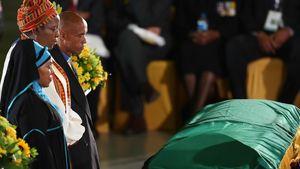 Das passiert bei Nelson Mandelas Staatsbegräbnis