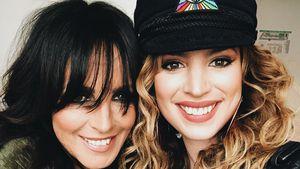 Mit Tochter Larissa: Sängerin Nena macht jetzt auch Mode!