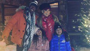 Frieden an Xmas: Mariah Carey feiert mit Ex, Toyboy und Kids