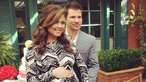 Glücklich! Nick & Vanessa Lachey feiern Babyparty