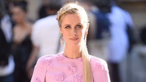 Nicky Hilton bei der Valentino-Fashion-Show in Paris 2017