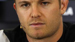 Nico Rosberg vor dem Rennen in Mexiko-Stadt