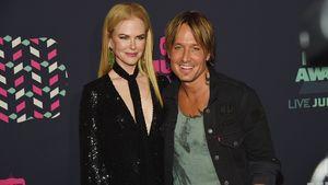 Nicole Kidman und Keith Urban bei den CMT Music Awards 2016