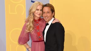 Nicole Kidman und Keith Urban bei den Country Music Awards 2016 in Nashville